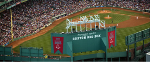 Fenway park photo from Boston.redsox.mlb.com