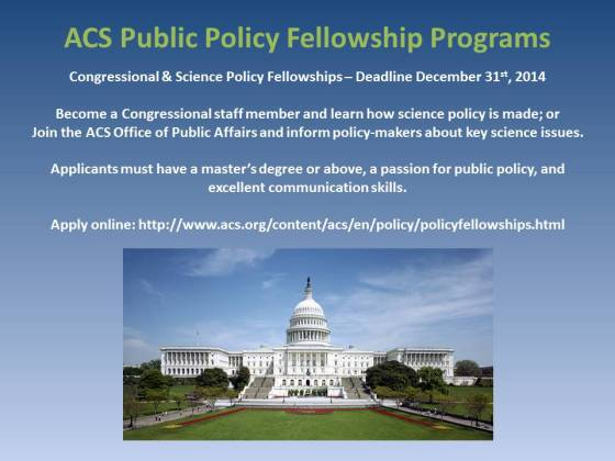 PolicyFellowships
